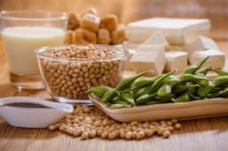 Pre-menopausal women advised to eat soy-rich foods