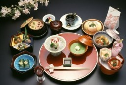 The latest edition of Michelin Kansai is due out this week in Japan, with Japanese restaurants making up the majority of the addresses. ©KPG_Payless/Shutterstock.com