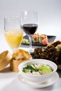 Food and wine pairings for the Chinese New Year table