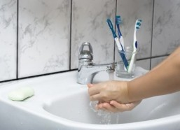 "Antibacterial soaps typically contain the chemicals triclosan and triclocarban, ""which may carry unnecessary risks given that their benefits are unproven,"" the FDA said in a statement. ©Gavel of Sky/shutterstock.com"