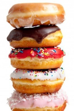 Yelpers are talking more about donuts now than they are about cupcakes. ©Mike Flippo/shutterstock.com