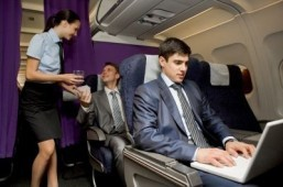 In-flight WiFi more important than ever to travelers
