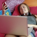 Study shows how parents can protect kids from cyber-bullying