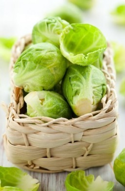 Brussels sprouts may boost fertility in both men and women. ©sarsmis/shutterstock.com