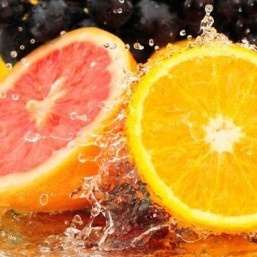 Prelimiary research suggests getting your daily dose of vitamin C -- such as in the form of citrus -- can protect you against one type of stroke. ©Serg64/shutterstock.com
