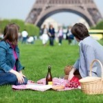 The City of Light tops list of most romantic destinations
