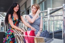 More than half of Americans turn to retail therapy to lift their mood