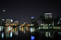 Orlando, Florida has emerged as the most popular destination for New Year's Eve on online booking site Hotwire.com. ©Migclick/shutterstock.com