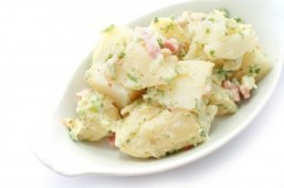 Restaurant chain invites Kickstarter potato salad sensation to create recipe