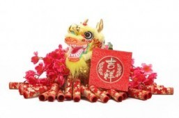 January 31 ushers in the lunar new year, and the year of the horse. ©fotohunter/shutterstock.com