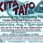 Search to Involve Pilipino Americans presents kita tayo sa SIPA: Pagdiwang Ng Pamilyang Pilipino