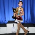 Fil-Am girl shines in SC figure skating scene