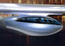 Sky-high magnetic pods could be the public transport of the very near future