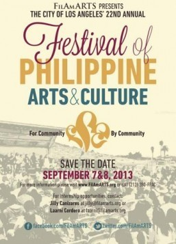 22nd Annual Festival of Philippine Arts and Culture (FPAC)