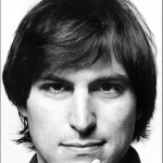 Hirsuite portrait chosen for 'Steve Jobs' paperback