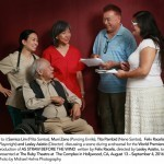 Fil-Am stars in world premiere of 'As Straw Before The Wind'