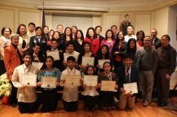 Achievements of young Fil-Ams cited in Dr. Jose Rizal Youth Awards