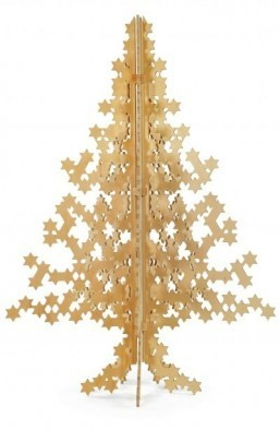 Superstar Holiday Tree by Modernica ©Courtesy of Modernica