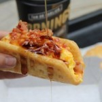 Taco Bell enters breakfast turf with waffle taco
