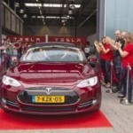Tesla outselling Porsche, Range Rover in California
