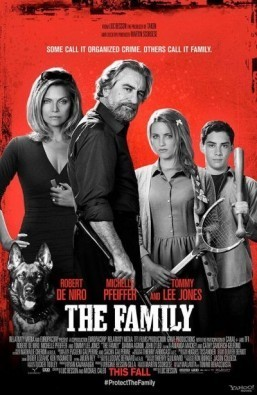 Trailer: Robert De Niro incognito in France in Luc Besson's 'The Family'