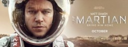 'The Martian' tops global box office charts