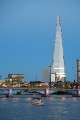 Design destination: London