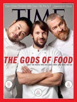 Time magazine cover story of 'Gods of Food' stokes controversy