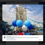 London's Tower Bridge celebrates 120th anniversary