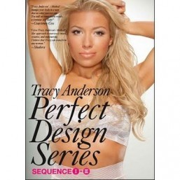 "Tracy Anderson's ""Perfect Design Series"" is out in a box set. ©All Rights Reserved"