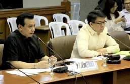 Trillanes tells Kerwin: Implicating De Lima won't save you