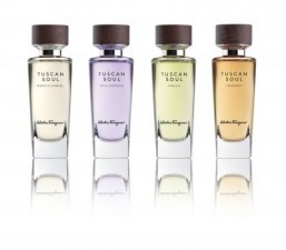 Salvatore Ferragamo announces four new Tuscan Soul fragrances