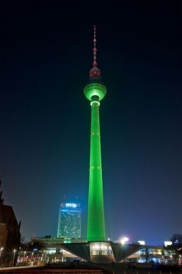 The Berlin TV Tower ©All rights reserved