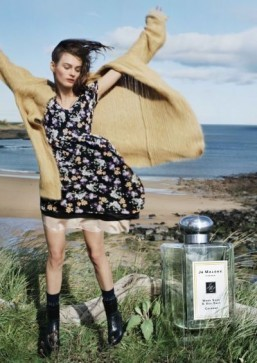 Jo Malone Wood reveals Sage & Sea Salt fragrance