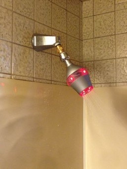 Ready for a smart shower?