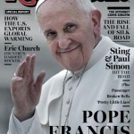 Pope Francis makes the cover of Rolling Stone