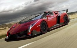 $4.5 million Lamborghini Veneno Roadster announced