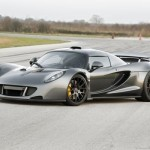 The Hennessey Venom GT is officially the world's fastest production car