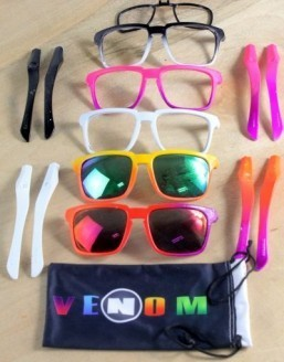 'Build-your-own' eyewear system launches