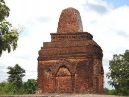 A Myanmar site on UNESCO's World Heritage list for the first time