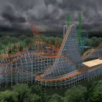 Wicked Cyclone hybrid roller coaster opens on US East Coast