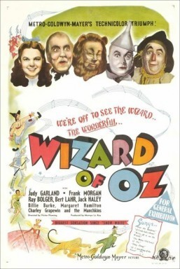 "Victor Fleming's ""The Wizard of Oz"" will celebrate its 75th anniversary in August 2014. ©All Rights Reserved"