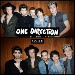 One Direction back with dose 'Four' of boy band pop